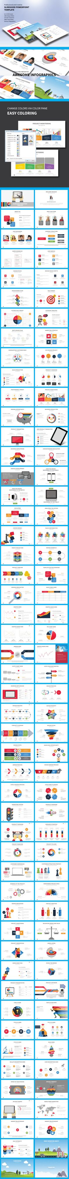 SlideGood Powerpoint Template (PowerPoint Templates)
