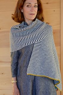 Inspired by Cecelia Campochiaro and her stellar book, Sequence Knitting: Simple Methods for Creating Complex Fabrics (learn more about the book and how to buy your own copy here), sequences is an addictive, 2-color knit that is both cozy and elegant to wear! Available in 2 sizes, the larger size is ample enough to wrap yourself up in on a chilly day, while the smaller version fits nicely around the shoulders or under a coat. Shown in Shibui's newest yarn, Drift, a velvety soft, lightweight…