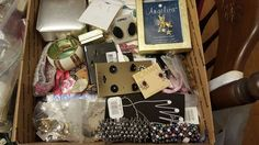 Vintage to Modern Jewelry Lot - 9lbs GREAT RESALE or Wear LOT New with Tag items  #vintage #ebay #jewelry