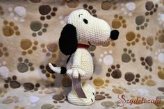 Crochet Snoopy
