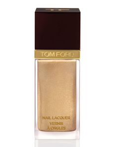 Tom Ford Nail Lacquer in Gold Haze