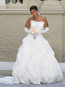 "Ball gowns will remind you of fairy tales/ #princess ""esque"". The bodice is fitted and the skirt is very full."