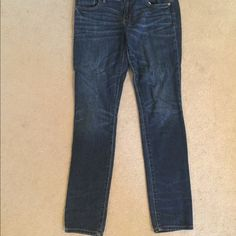 Abercrombie & Fitch skinny jeans A&F skinny jeans, size 2 short, great condition! Abercrombie & Fitch Jeans Skinny