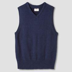 Boys' Sweater Vest - Cat & Jack™ : Target