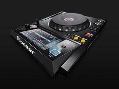 Pioneer DJ XDJ-1000 USB player no CD (8)