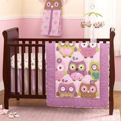 Owl Wonderland - 4pc Bedding Set at Burlington Coat Factory