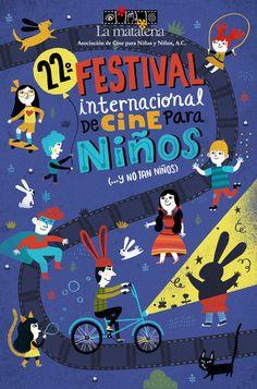 Prepara La Matatena el 22 Festival Internacional de Cine para Niños y No Tan Niños