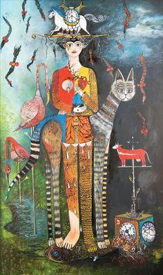 Alison Silva of Survivors Art Foundation.