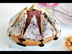 Çikolatalı Yanardağ Pasta Tarifi - YouTube