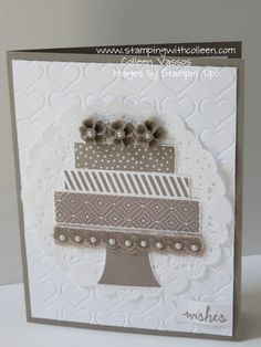 Check Out the Great New Stampin' Up! Accessories during our Creative Linking Blog Hop.  Linda Bauwin – CARD-iologist Helping you create cards from the heart.  #creativeinkingbloghop #newsuaccessory #stampofthemonthkits