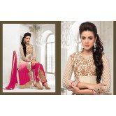 bunny-sarees-women-s-pink-color-georgette-dress