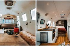 This is a journey of words and images through the arduous restoration and build out of our DIY Airstream renovation, featuring a 1972 Overlander.