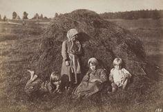 ВИЛЬЯМ КАРРИК Крестьянские дети. 1860-е