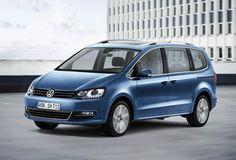 TURBO PORTAL - Volkswagen osvježio porodični Sharan (2015.)