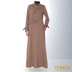 This jilbab is especially created for woman who want to look chic and sophisticated when moving in their high profile-social circle.  Its long flow gives you advantage of extended height. www.turkum.hk