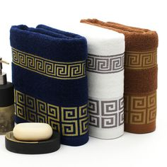 Cheap terry hand towel, Buy Quality toallas algodon directly from China bathroom hand towel Suppliers: Decorative Cotton Terry Hand Towels,Elegant Embroidered Bathroom Hand Towels,Face Hand Towels,Toallas Algodon Best Bath Towels, Hand Towels Bathroom, Soft Towels, Bath Towel Sets, Versace Towels, Cheap Baths, Egyptian Cotton Towels, Luxury Bath, Washing Clothes