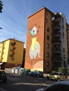 Honet - Bologna, via del Lavoro