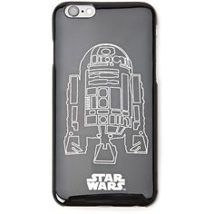 Forever 21 Star Wars Case for iPhone 6 ($9.90) ❤ liked on Polyvore featuring accessories, tech accessories, phone cases, phone, star wars, stuff and forever 21