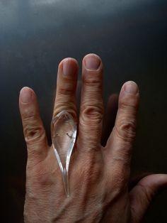 Turn old plastic into wearable art, inspired by HASSAKU, juice vesicles   SHINJI NAKABA