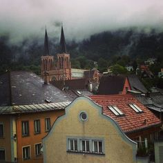 adrientambay Home sweet (rainy) home ! #Bregenz #Bodensee