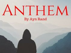 Combining Anthem and the common core is especially appropriate in exploring symbolism (theme development), point of view, and allusion (word choice). Anthem Ayn Rand, Unit Plan, Common Core Standards, Language Arts, Literature, Novels, The Unit, Teaching, How To Plan