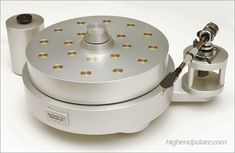 """Acoustic Signature - Mambo ,High End Analogue Turntable"" !... http://about.me/Samissomar"