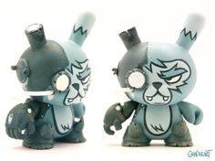 Grapheart Dunny