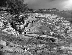 Anfiteatro Romano F.Patellani 1950 (1)