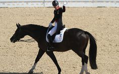 Charlotte Dujardin and Valegro retain dressage gold for Great Britain with…