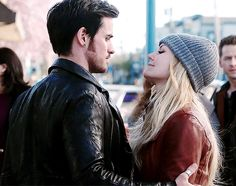 """#CaptainSwan moment - Deleted scenes from Season 4 Episode 20 """"Mother"""""""