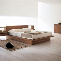 bedroom; minimalist; modern