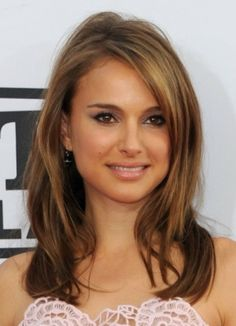 Natalie Portman - gorgeous colour and cut