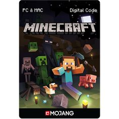 About Minecraft Minecraft is a game about placing blocks and going on adventures. Explore randomly generated worlds and build amazing things from the simplest of homes to the grandest of castles. Play in Creative Mode with unlimited resources or in Survival Mode, defend against monsters and dig... more details available at https://perfect-gifts.bestselleroutlets.com/gifts-for-teens/video-games/product-review-for-minecraft-for-pc-mac-online-game-code/