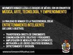 TURISMO EN CIUDAD JUÁREZ. Del 26 al 30 de Agosto, se presentará en el Monumento a la Mexicanidad, el movimiento Momadx en Ciudad Juárez. Entretenimiento Inteligente con el propósito de generar un cambio en la sociedad. Incluyen: conciertos, conferencias y talleres; todo en un solo lugar.