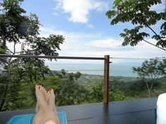 The perfect view from your Costa Rica romantic hotel: Kura.  See here: http://www.wikoltravel.com/category/hotels-houses/bahia-ballena/