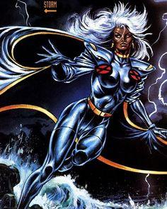 #Storm ÔMEGA OU NÃO?  Mesmo sendo extremamente poderosa Tempestade não é considerada uma mutante ômega mas ela tem potencial para tal.  Nos quadrinhos um esquadrão de sentinelas a classificou como Potencialmente Nível Ômega além de ter sido colocada diversas vezes junto da elite de mutantes com potencial Ômega.  Recentemente G. Willow Wilson escritora de Ms. Marvel e X-Men disse que Tempestade era uma mutante Ômega contudo Tom Brevoort um dos editores da Marvel disse que Não vimos nenhuma…