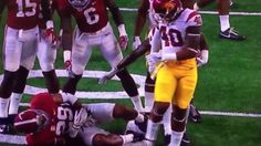 USC goes light on punishment for Alabama groin stomper