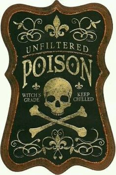 Unfiltered POISON