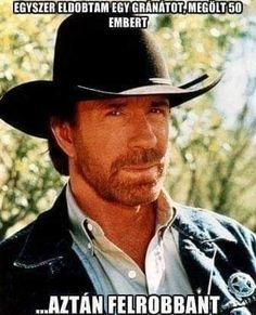 Funny Chuck Norris memes are as indestructible as the man himself! Here's some of the best Chuck Norris memes we've collected together. Chuck Norris Memes, Memes Humor, Humor Quotes, Musica Country, Funny Quotes, Funny Memes, Pll Memes, True Memes, Funniest Memes