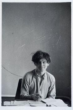 Zbigniew Herbert, Varsavia 1955