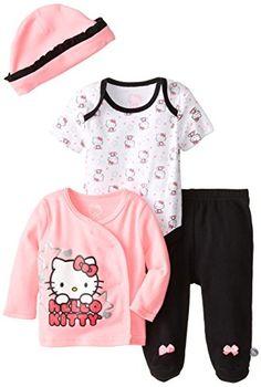 Hello Kitty Baby Baby-Girls Newborn Neon Pink 4 Piece Gift Set, Multi, 3 Months Hello Kitty http://www.amazon.com/dp/B00Q02LXSU/ref=cm_sw_r_pi_dp_sH9Bvb15592QS