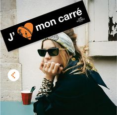 Hermes J'Aime Mon Carre