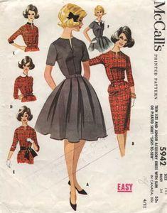 I love 60s fashion.