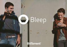 Los creadores del protocolo P2P BitTorrent se han lanzado a las aplicaciones de mensajería instantánea creando Bleep. Éste software llega con la promesa de ser el más seguro de todos, quizá un buen reclamo para un sector del software en el que la competencia es bestial. http://bleep.malavida.com/