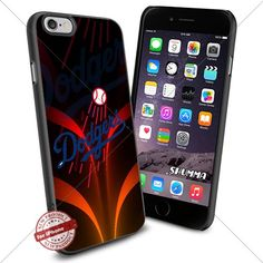 """MLB,Los Angeles Dodgers,iPhone 6 4.7"""" & iPhone 6s Case Co...…"""