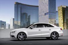 Nuevo Audi A3 Sedán: el tren de rodaje