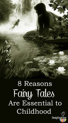 8 reasons why fairy tales (the REAL ones) are essential to childhood