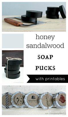 Honey Sandalwood Soa