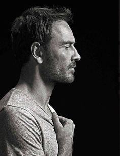 fassysource: Michael Fassbender by John Russo for Vanity Fair...