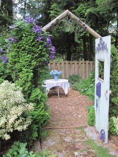 pinterest home decor ideas garden | Garden ideas.